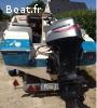 BATEAU 5.20M + 50CV EFI 4 TEMPS+ REMORQUE