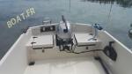 Bateau BALOIN TRISKELL  pêche/promenade + Moteur Honda 4T 10