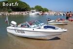 Bateau plaisance 6 places pêche promenade spots nautiques