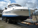 Bateau quicksilver 750 week end
