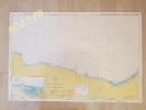 Carte nav GB 3400 LIBYE EGYPTE RA'S AL MURAYSAH ISKANDARIYA