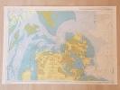 Carte nav GB 3737 royaume Bahreïn MANAMA golf arabo persique
