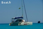 catamaran Fountaine Pajot Antigua