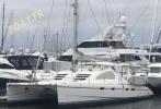 Catamaran Leopard 43,2007 tres confortable