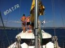 croisière accompagnée avec skipper en Méditerranée