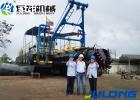 fabrication et vente bateau de dragage/ drague suceuse
