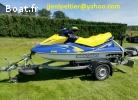 Jet ski seadoo 1500 Bombadier 130CH