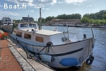 peniche dutch barge 12m