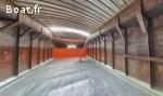 Péniche Freycinet  à aménager (visite à 360° disponible)